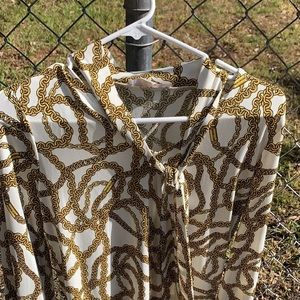 Michael Kors Women's Top Size Small